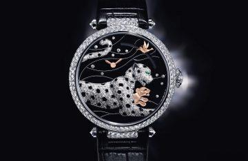 【2016 pre-SIHH報導】 卡地亞Cartier Panthères et Colibri按需動力儲存顯示腕錶