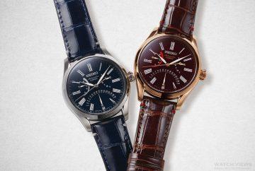 融合日本傳統工匠技術:SEIKO Presage漆藝錶款全新上市