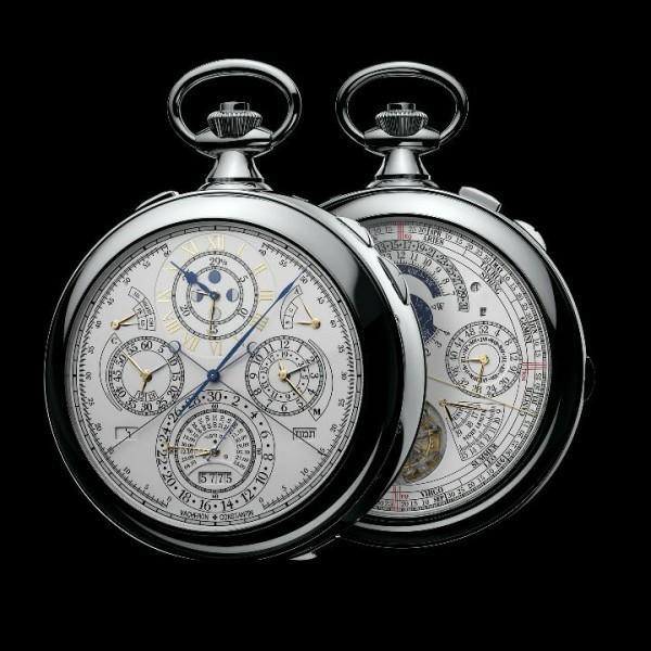 江詩丹頓日前推出的全世界最複雜的時計Ref.57260,就是總裁在專訪時欲語還休的那款傑作。