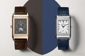【2016 pre-SIHH報導】85載的驚喜與創新:Jaeger LeCoultre Reverso翻轉系列腕錶
