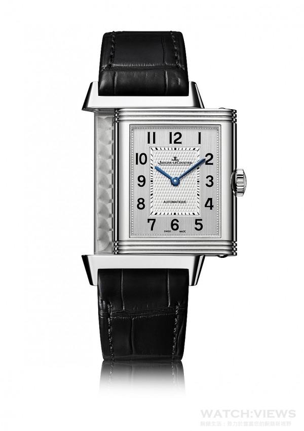 積家Reverso Classic Large經典翻轉系列腕錶大型款,型號Q3828420,價格未定。