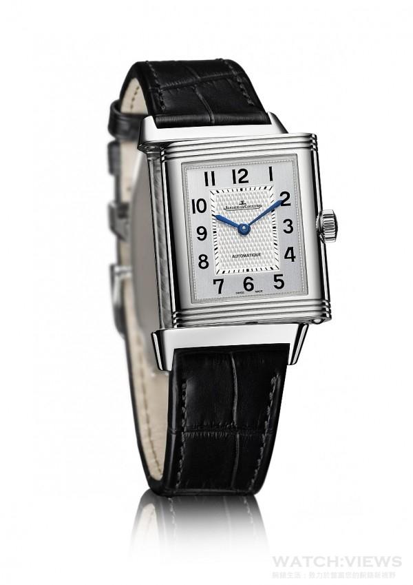 積家Reverso Classic Medium經典翻轉系列腕錶中型款,型號Q2538420,價格未定。