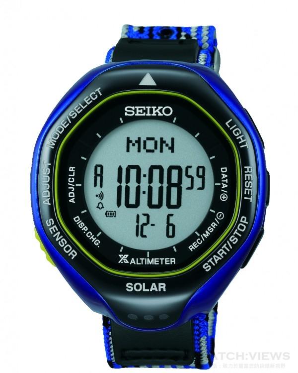 SEIKO PROSEPX 「Ice Blue」SBEB041J NT$ 11,500