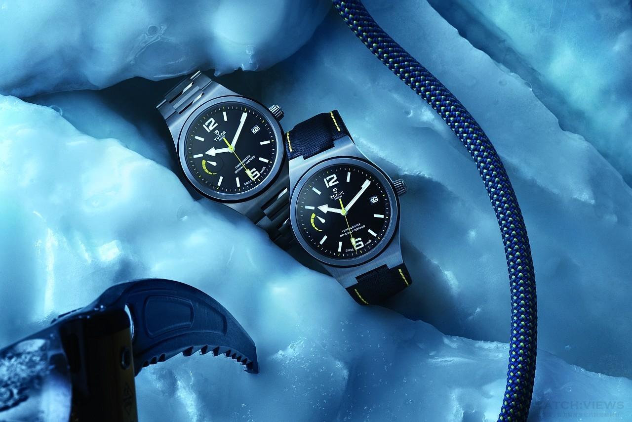 經典錶款的當代演繹:Tudor North Flag腕錶