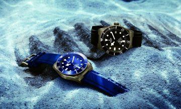 【腕錶指南】機能 v.s.古典:2015年不能錯過的五款潛水錶傑作