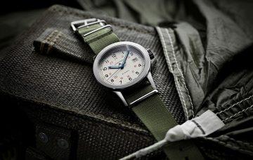 兼具歷史傳統與性能表現的軍用錶:浪琴表COSD復刻軍錶