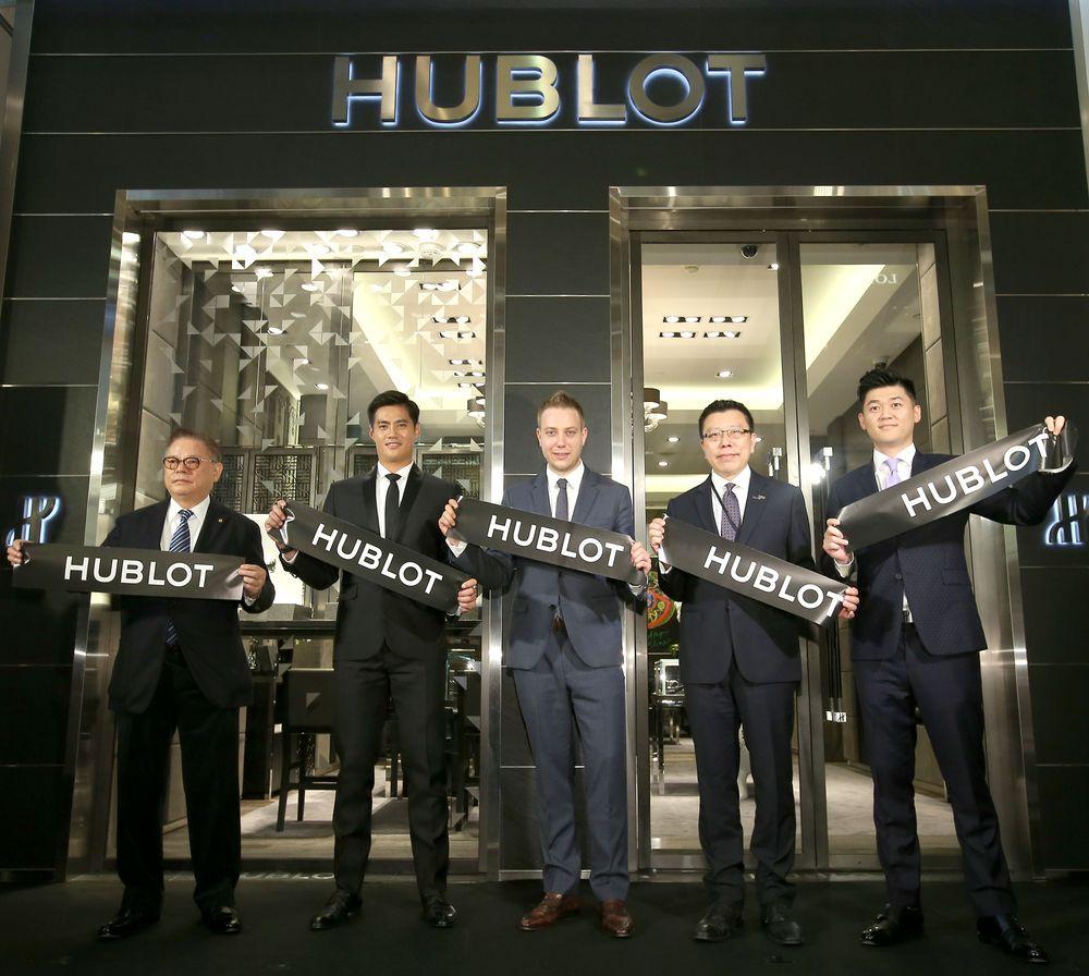 Hublot Big Bang系列十週年,攜手陳偉殷延續「宇舶愛棒球」精神