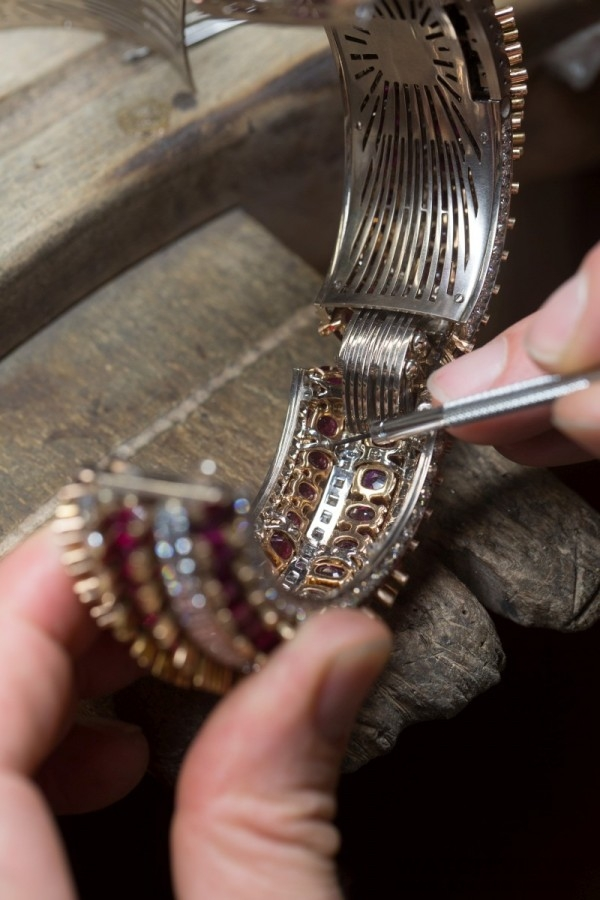組裝珠寶元素