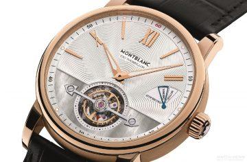 【2016 SIHH報導】萬寶龍全新4810系列腕錶,紀念橫渡大西洋的黃金年代