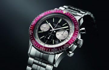 設計優雅,功能卓越:浪琴表復刻系列1967復刻潛水腕錶