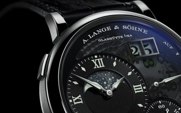 "【2016 SIHH報導】就是這個光:A. Lange & Söhne推出 Grand Lange 1 Moon Phase ""Lumen"""
