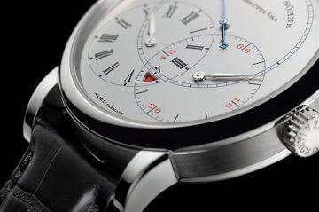【2016 SIHH報導】「名符其實」的精準至秒:A. Lange & Söhne推出Richard Lange Jumping Seconds腕錶