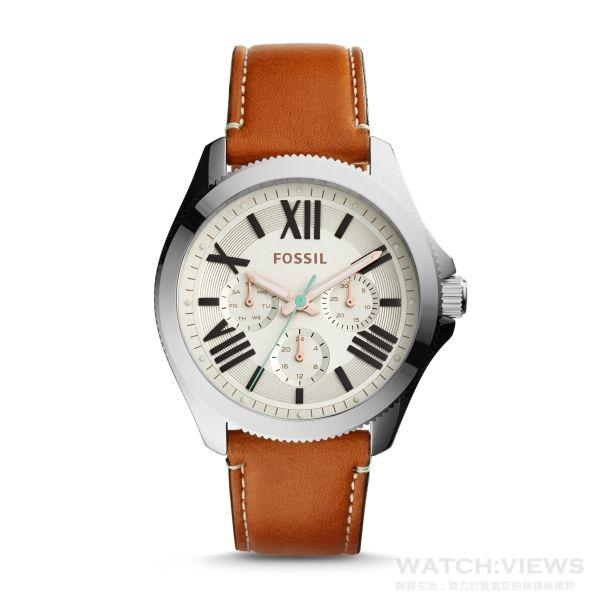 微醺日光系列 Cecile腕錶,直徑40毫米,參考價NT$ 4,300。