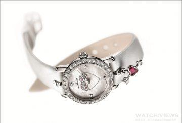 Blancpain寶鉑推出Lady Bird貴婦鳥系列情人節限量腕錶及中國傳統曆法錶猴年鉑金限量款