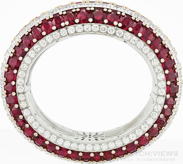 Bracelet Montre Rubis Secret-3