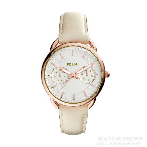 森呼吸系列Tailor計時腕錶,直徑34毫米,參考價NT$5,200。