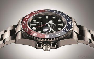 穿梭時空的世界公民:勞力士 Rolex Oyster Perpetual GMT-Master II格林威治型手錶