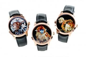 躍動活力,時尚演繹:GP芝柏表猴年特別版腕錶以現代美學詮釋中國生肖涵義