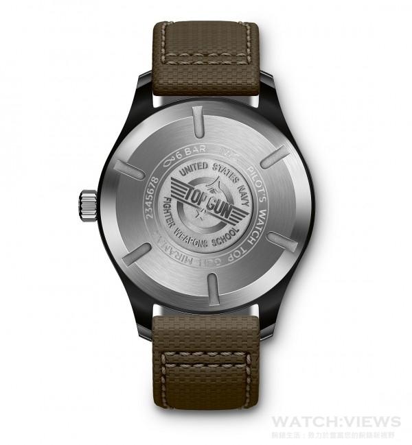 馬克十八飛行員系列TOP GUN海軍空戰部隊 MIRAMAR腕錶