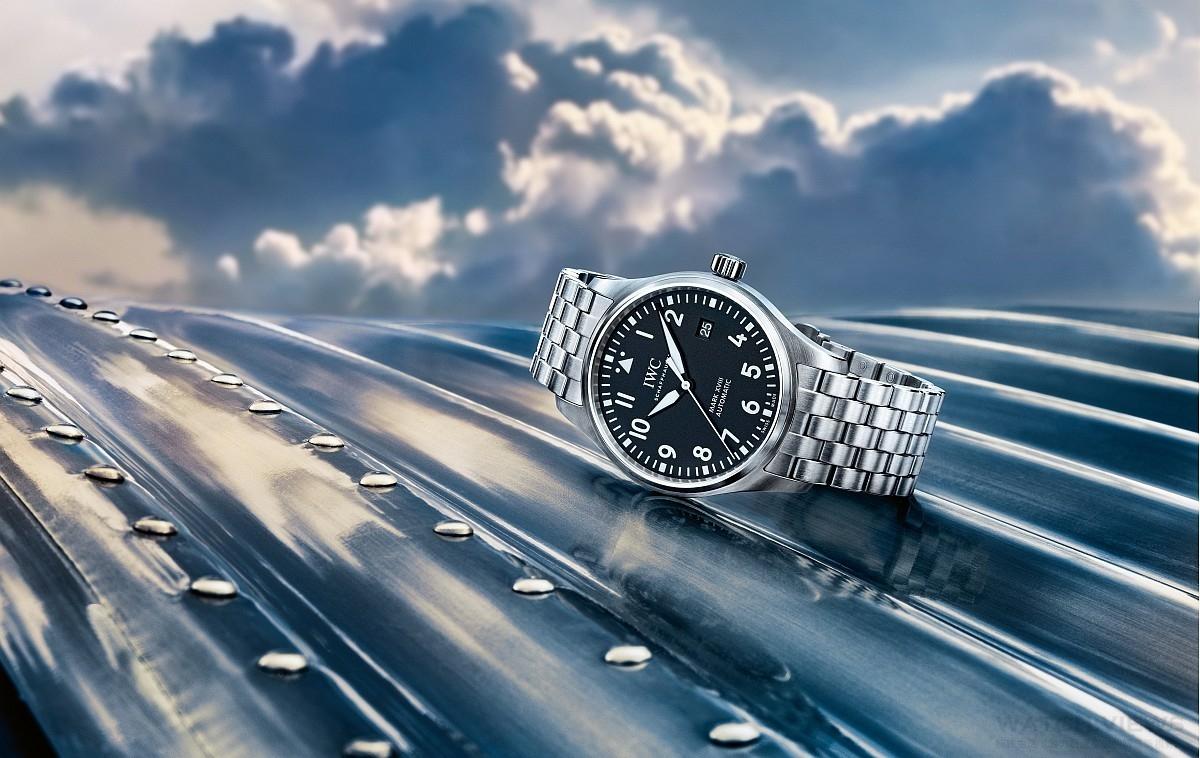 【2016 SIHH報導】飛行錶經典之王的重裝飛翔:IWC Mark XVIII飛行錶系列