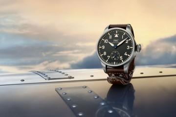 【2016 Pre-SIHH 報導】正統優雅:IWC萬國錶推出全新飛行員系列腕錶