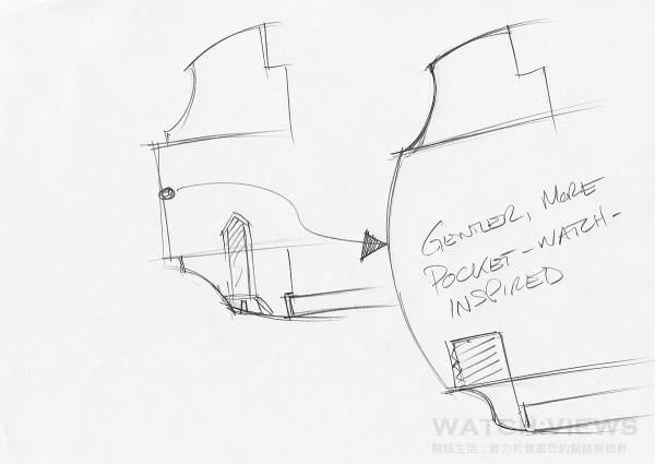 L.U.C 1963 Tourbillon陀飛輪腕錶採用直徑40毫米之小巧尺寸,厚度為10.60毫米,呈現完美和諧之比例。經緞光處理的弧形錶緣、精緻的錶圈及玫瑰金錶殼必定讓鐘錶愛好者心動不已。