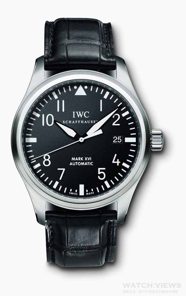 IWC經典飛行員馬克十六腕錶