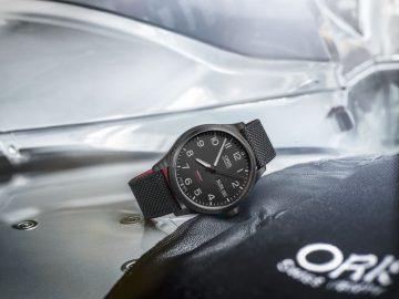 翱翔天際──Oris飛行錶與大時代的巧妙結合