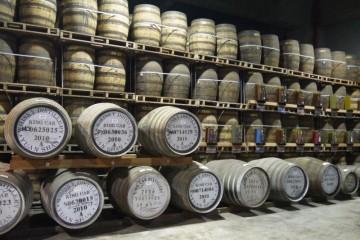 金車噶瑪蘭酒廠10年擴廠增產 新推波特桶威士忌原酒