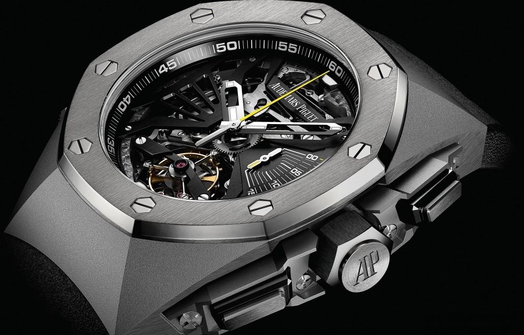 【2016 SIHH報導】獨一無二的概念:愛彼皇家橡樹概念Supersonnerie超問錶