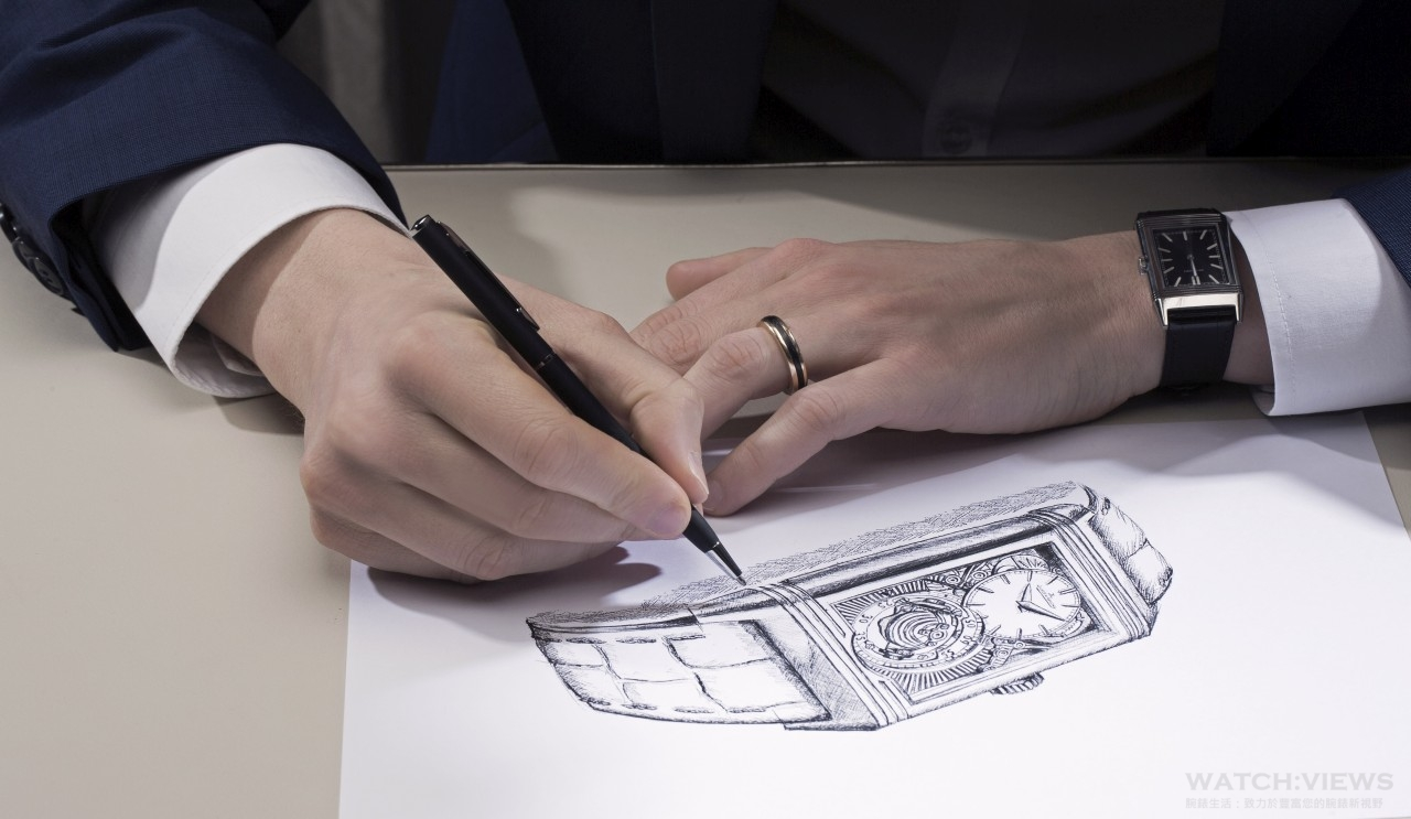 【2016 SIHH報導】超卓複雜功能極致演繹Reverso 85周年的精彩:積家Reverso Tribute Gyrotourbillon球型陀飛輪翻轉系列腕錶