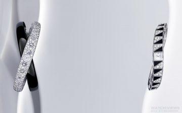【2016 SIHH報導】卡地亞Rings of Saturn土星環裝飾腕錶與Cartier à l'infini腕錶