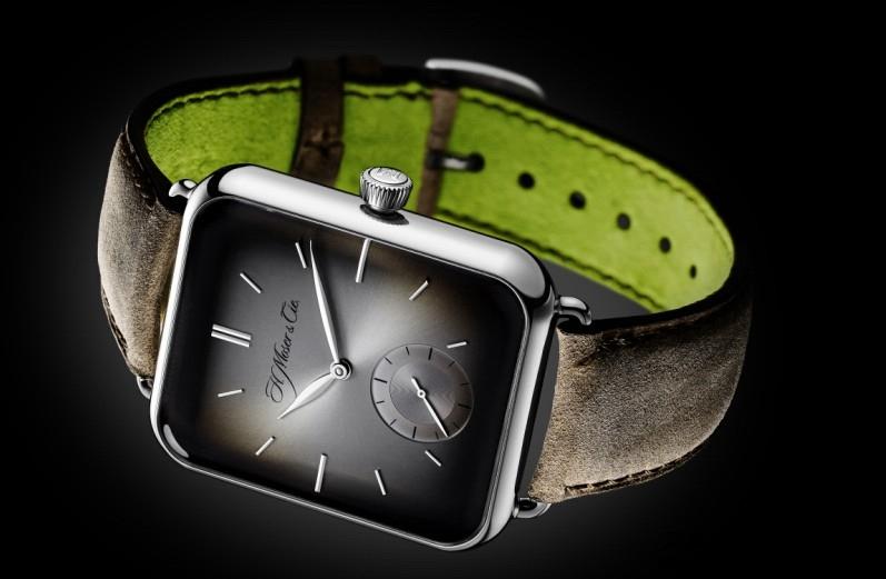 智慧錶挑戰來襲,瑞士製錶業該追趕潮流、漠然置之,還是堅守本色?H. Moser & Cie. 的對應與眾不同