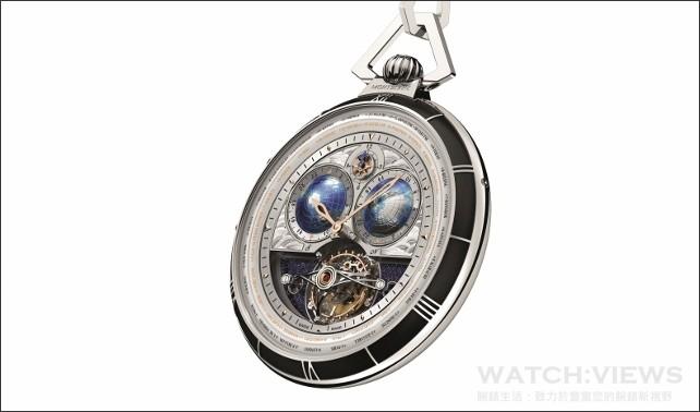 【2016 SIHH報導】以超卓性能與精美工藝開拓高級製錶新領域:Montblanc Collection Villeret萬寶龍維萊爾系列時計