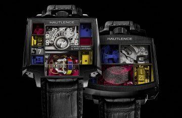 【2016 SIHH報導】Hautlence 攜手Eric Cantona推出非凡新款腕錶Vortex Primary