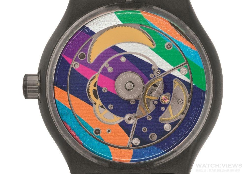 新年新錶!Swatch溫柔禮物 & Sistem 51
