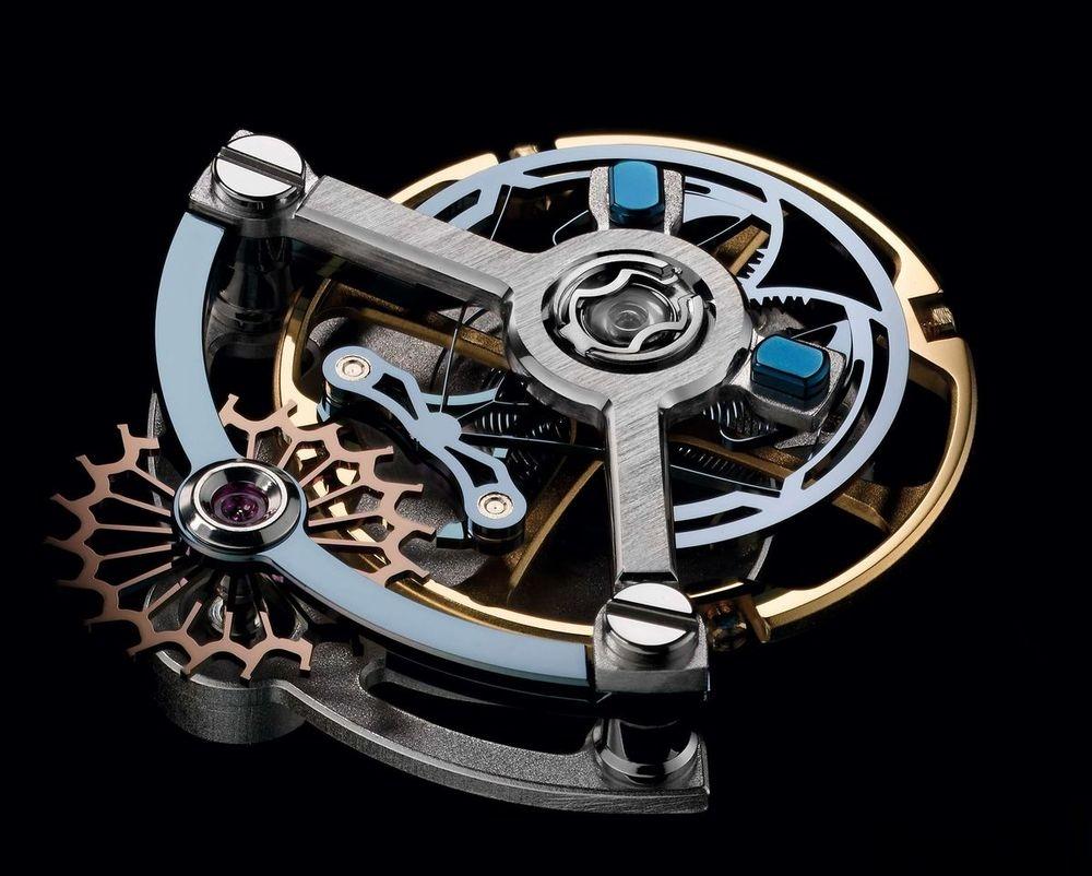 Ulysse Nardin瑞士雅典錶的工藝哲學