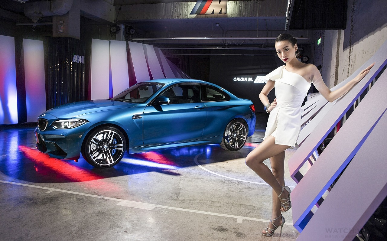 快感一觸即發:BMW全新M2雙門跑車威風來襲