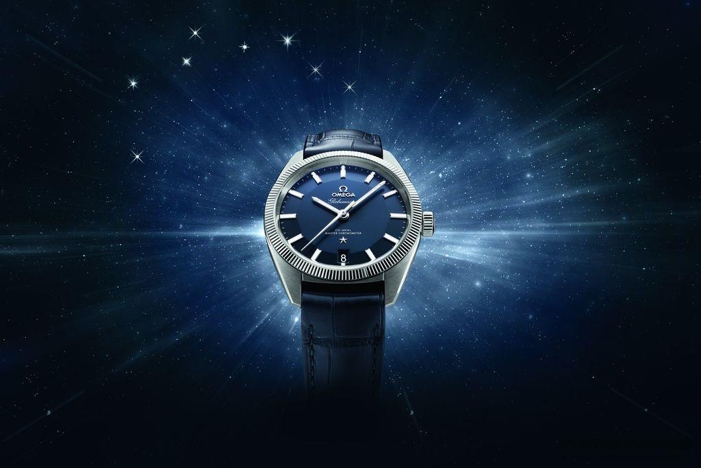 歷史與經典的傳承:Globemaster-歐米茄全球第一支大師天文台腕錶