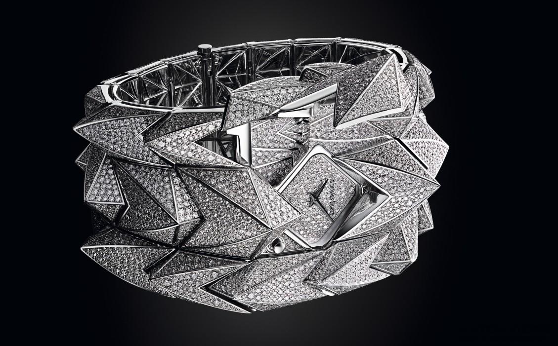 【2016 SIHH報導】原創、力道和挑釁:愛彼Diamond Fury腕錶