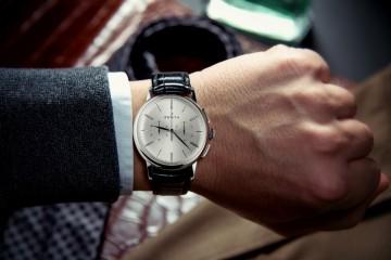 將簡潔化為永恆:Zenith Elite Chronograph Classic計時碼錶精鋼款式