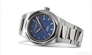 【2016 pre-BASEL報導】重現傳奇經典:GP芝柏錶2016 Laureato復刻腕錶