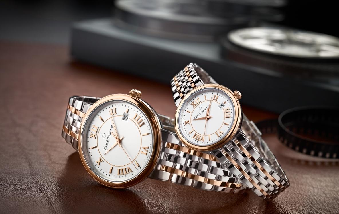 一見鍾情:寶齊萊Adamavi愛德瑪爾對錶