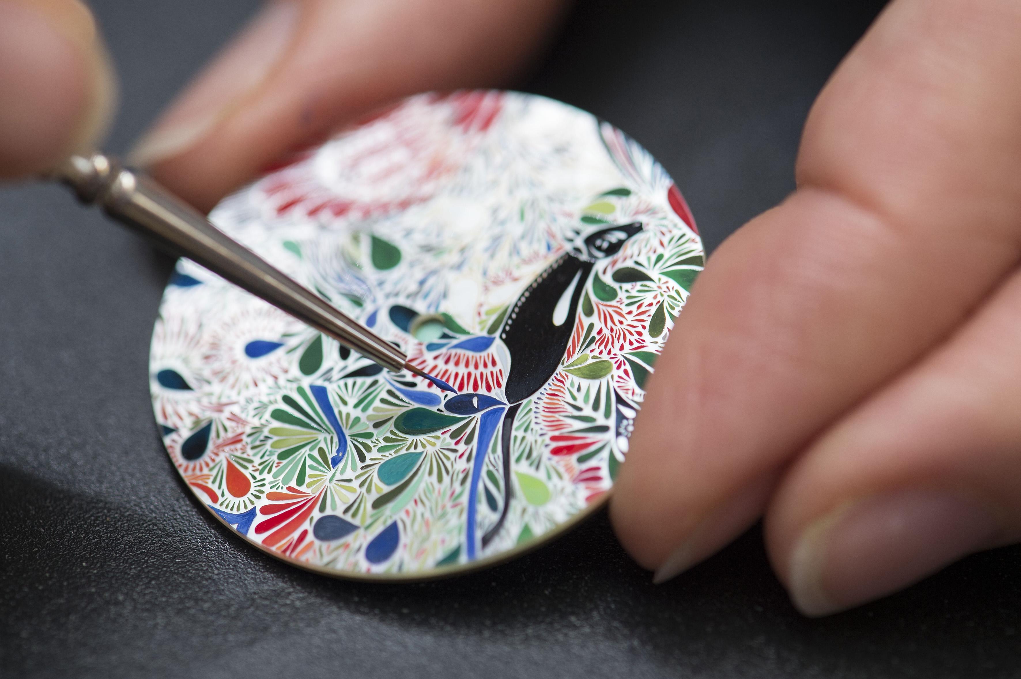 【2016 BASEL展前預報】 Hermès微繪工藝腕錶