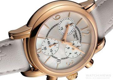 滿足現代女性對腕錶的完美追求:Tissot天梭Dressport韻弛系列女裝腕錶