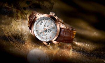 世界首款可逆調的萬年曆腕錶Ulysse Nardin:雅典《獨創萬年曆腕錶》 收藏永恆