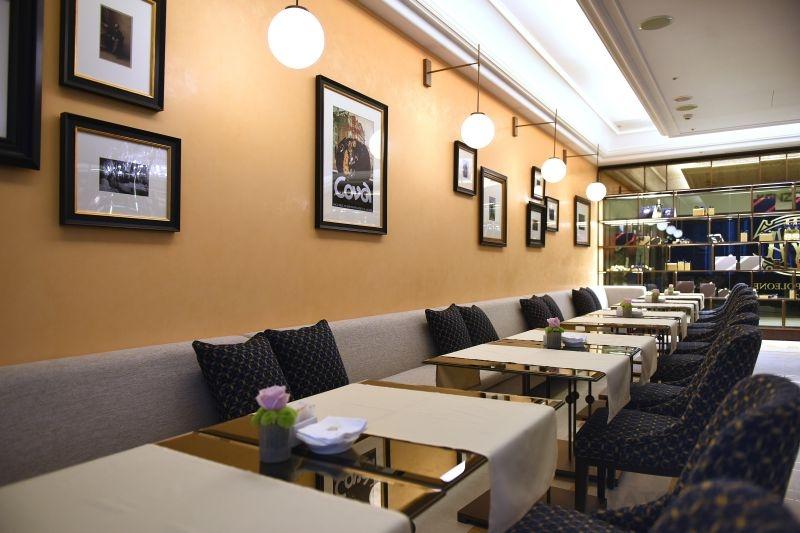 義大利甜點店COVA 台北復刻義式經典