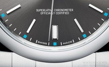 ROLEX勞力士所有錶款將全面套用最新每日誤差-2/+2秒的內部高精準度檢測標準