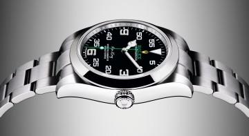 【2016 BASEL巴塞爾錶展報導】延續原款腕錶的航空淵源:Air-King Ref.116900蠔式恒動空中霸王型腕錶