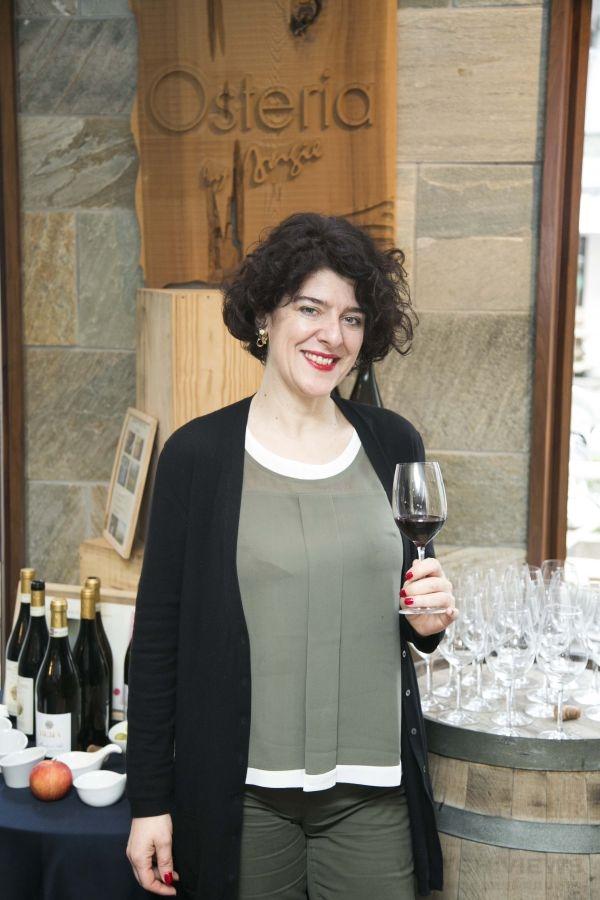 BERA酒莊負責人Alessandra Bera。